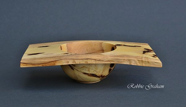 woodturning by Robbie Graham