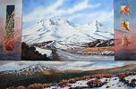 Ohakune Mountain Road by Sue Graham