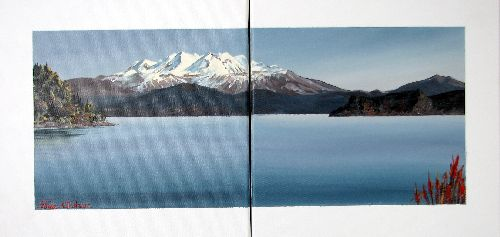 Kinloch Diptych by sue graham
